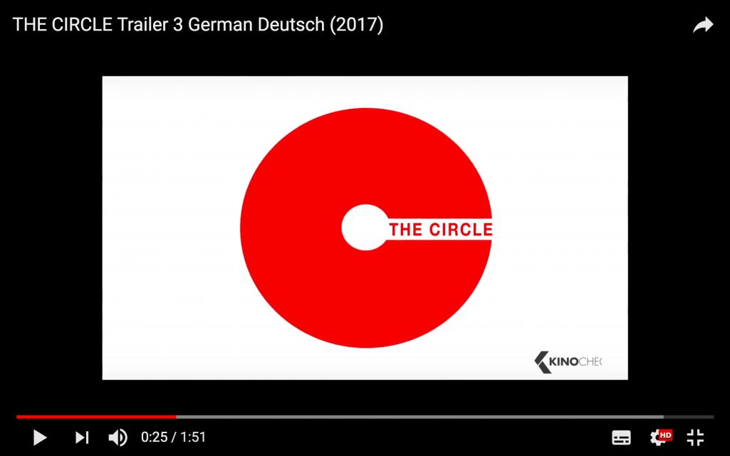 The Circle Der Trailer Ralph Wagner Sprecher